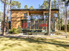 居外网在售拉脱维亚Jūrmala4卧3卫的房产总占地2136平方米