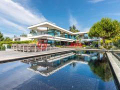 居外网在售瑞士Anières7卧9卫的房产总占地2000平方米CHF 16,000,000