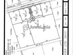 居外网在售开曼群岛West BayUSD 1,530,000总占地4047平方米的土地