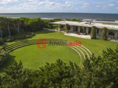 居外网在售乌拉圭Punta Ballena的房产总占地900000平方米USD 9,400,000