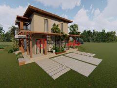 洪都拉斯Roatán2卧2卫的房产
