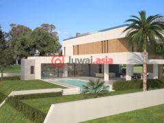 居外网在售西班牙5卧5卫的新建房产总占地1245平方米