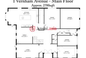加拿大安大略省多伦多的房产,1 VERNHAM,编号32261718