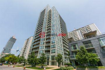 居外网在售加拿大多伦多1卧2卫的房产总占地65平方米CAD 559,000