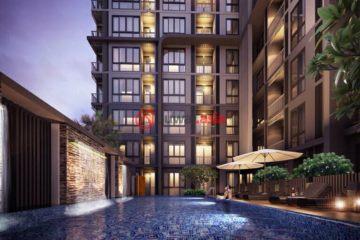 泰国1卧1卫的房产