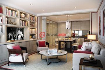 英国房产房价_英格兰房产房价_伦敦房产房价_居外网在售英国伦敦3卧3卫新开发的房产总占地186平方米