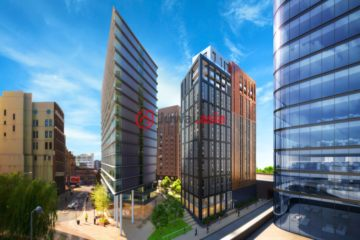 居外网在售英国曼彻斯特新开发的新建房产GBP 161,000起
