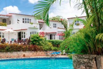 居外网在售巴巴多斯Holetown3卧3卫的房产总占地929平方米USD 13,500 / 月