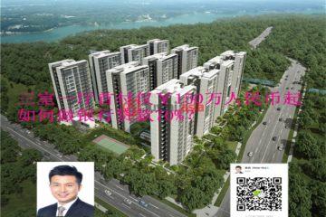 中星加坡房产房价_新加坡房产房价_居外网在售新加坡3卧2卫的房产总占地20554平方米SGD 922,000