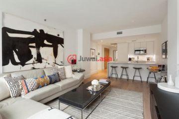 美国房产房价_纽约州房产房价_曼哈顿房产房价_居外网在售美国曼哈顿1卧1卫新房的房产总占地75平方米USD 1,649,000