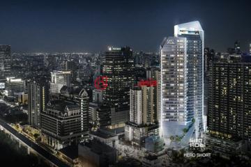 居外网在售泰国1卧1卫新开发的房产总占地28平方米THB 5,529,900