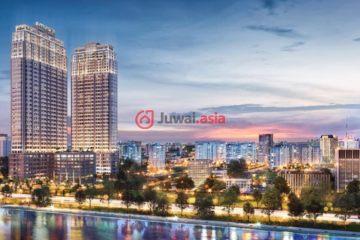 越南胡志明市2卧2卫新开发的房产