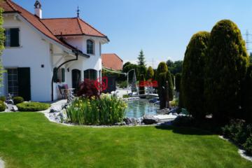 居外网在售瑞士3卧2卫原装保留的房产总占地1300平方米CHF 2,200,000