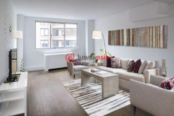 美国房产房价_纽约州房产房价_曼哈顿房产房价_居外网在售美国曼哈顿1卧1卫新开发的房产总占地64平方米USD 955,000