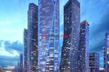 居外网在售加拿大多伦多的房产总占地46平方米CAD 400,000