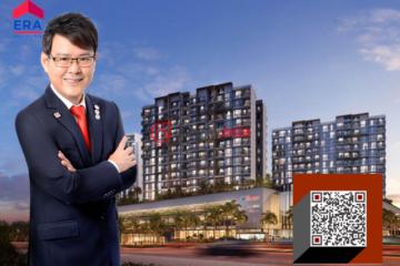 居外网在售新加坡1卧1卫新开发的房产总占地146967平方米SGD 660,000