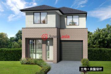 居外网在售澳大利亚4卧2卫新开发的房产总占地335平方米AUD 797,200
