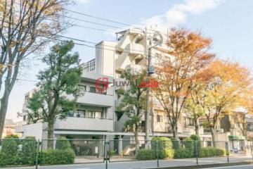 居外网在售日本东京3卧1卫的房产总占地63平方米JPY 53,800,000