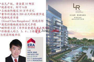 新加坡新加坡4卧4卫特别设计建筑的房产