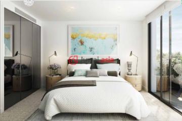 居外网在售澳大利亚2卧2卫新房的房产总占地95平方米AUD 1,140,000