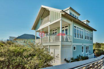 居外网在售美国4卧4卫曾经整修过的房产总占地1457平方米USD 5,650,000