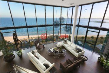 澳洲房产房价_维多利亚州房产房价_居外网在售澳洲5卧5卫特别设计建筑的房产总占地588平方米AUD 18,000,000
