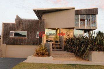 澳洲墨尔本5卧4卫特别设计建筑的房产