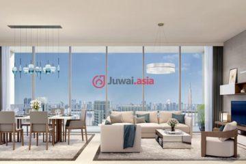 居外网在售阿联酋迪拜2卧2卫的房产