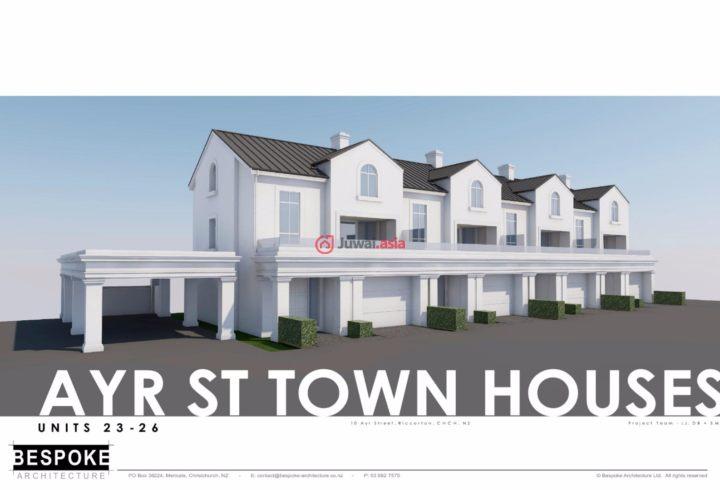 新西兰坎特伯雷基督城的房产,10, Ayr Street, Riccarton,编号39250414
