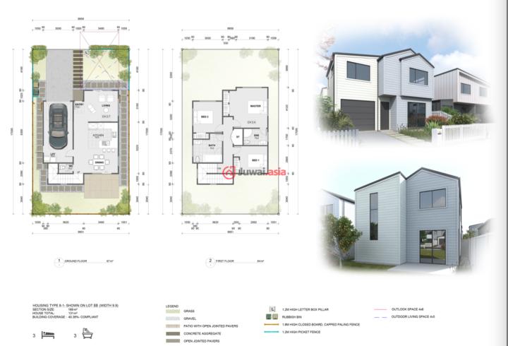 新西兰的房产,64 - 74 Cosgrave Road,编号36234750