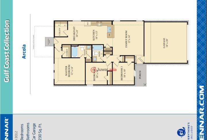 美国德克萨斯州休斯顿的房产,Amaryllis Avenue,编号21437708