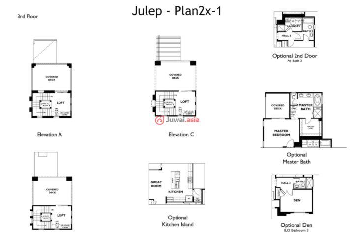 美国加州尔湾的新建房产,501 Benchmark,编号21477569