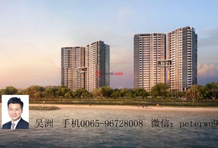 新加坡中星加坡新加坡的房产,东海岸海景公寓,编号31939788
