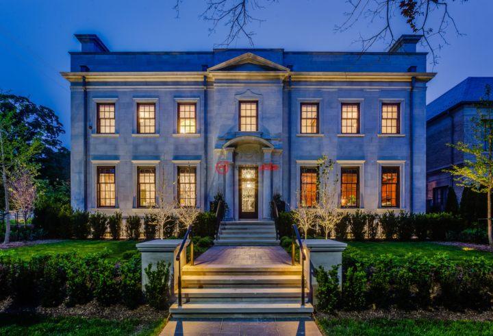 加拿大豪宅_加拿大別墅