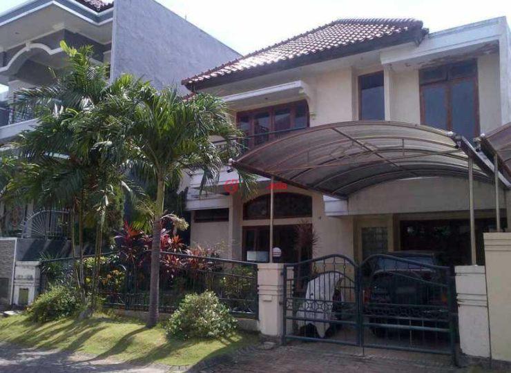印尼高档别墅外观