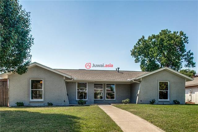 美国德克萨斯州理查森4卧3卫的房产