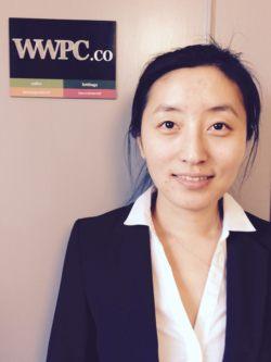 WWPC 经纪人:Amy Wu